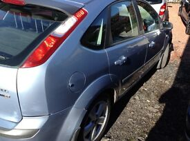 FORD FOCAS 2.0 litre TDCI FULL SERVICE HISTORY