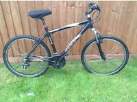 Giant Boulder Mountain Bike - Aluxx Butted Alloy Tubing - 19'' Frame 26'' Tyres (mens or womens)