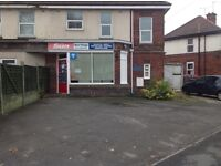 Shop/office to let in Meadowhead Avenue S8