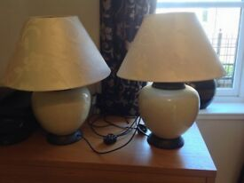 Large beautiful Table Lamps