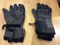 Triumph motor cycle gloves