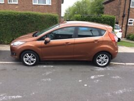 2015 Ford Fiesta cat s repeird absolute bargain at only £4000 ono