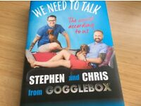 Gogglebox book