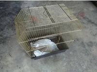 *** Garage clearout*** Budgie canaries cockatiel large small bird cage £20 ONO
