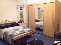 very big double room