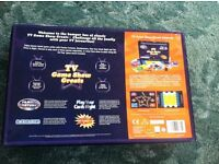 TV GAME SHOW GREATS BOARD GAME INCLUDES BLOCKBUSTERS & FAMILY FORTUNES + 2 MORE