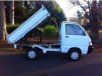 PIAGGIO PORTER 1.3 TIPPER PICK UP, 5 SPEED MANUAL, 1 YEAR M.O.T, 30K LOW MILEAGE, NO VAT, 1 OWNER
