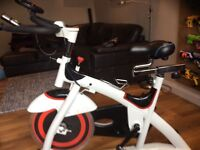 Spinning excersise bike