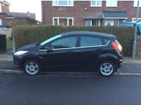 2014 Ford Fiesta 5 door bargain at only £4050 ono cat c