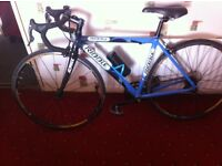RIBBLE road bike small frame.