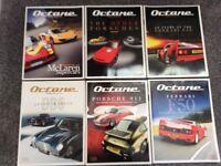 Octane car magazines McLaren Porsche Ferrari Aston