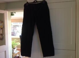 Mens denim motorcycle trousers Portsmouth