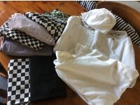 Men's/ladies chef's/cook's workwear..medium sized.....THETFORD