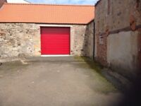 Large Heated and Secure Storage Unit for Let, Cupar