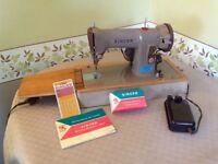 Singer 185 K heavy duty sewing machine
