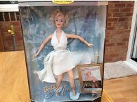 Barbie Collectors Marilyn Monroe Vintage 1997