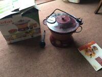 Tefal electric jam maker
