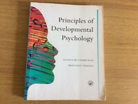 Developmental Psychology book - v good used/ read condition