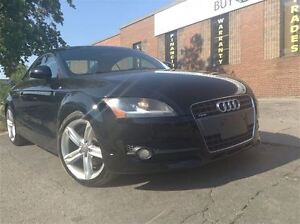 2010 Audi TT 2.0T | NAVIGATION | AWD | RED INTERIOR |