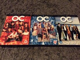 The OC seasons 1-3