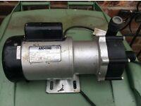 Aromag high pressure water pump