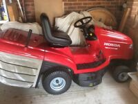 Honda Tractor Lawnmower HF2315HME