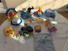 12 piece bundle baby toys