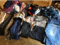 Bundle of ladies clothes size 12 , winter items. Mainly bought from Next.