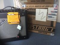 Fender Mustang 1 Amplifer