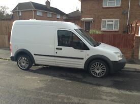 ford transit connect 1.8 tdci 09