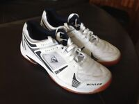 NEW - Dunlop Unisex Tennis/Squash/Badminton Training Shoes