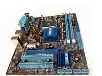Asus P5G41T-M LX Micro ATX motherboard (Intel Socket LGA775, DDR3)
