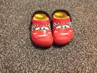 Child's genuine slipper crocs