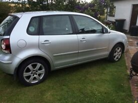 Polo on 59 plate 1.4. Price reduced to sell URGENT