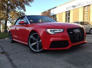 2014 Audi RS 5 CABRIOLET | NAVIGATION | REVERSE CAMERA
