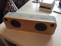 Marley Get Together Bluetooth speakers, good condition.