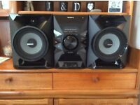 Sony Home Audio System MHC-ECL7BBT