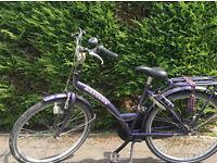 "Good looking Batavus girls bike 26"" 10-12 yrs"