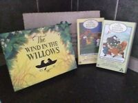 Wind and the willow collectors edition set
