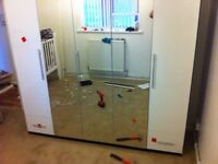 FLAT PACK ASSEMBLY SERVICE - IKEA, ARGOS, TESCO, RANGE, HOMEBASE, B&Q etc.