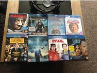 Blue ray dvd bundle