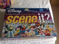 Scene It? Disney DVD Game