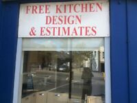 Kitchen shop Thornton Heath , ,good location trading for many years