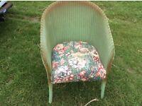 1950's Lloyd loom chair