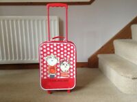 Charlie and Lola Children's Suitcase