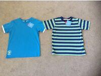 2 Boy's New T-Shirts
