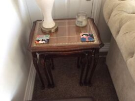 Best of Three Reproduction Style Coffee Tables.