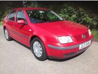2001 VW BORS 1.6 S