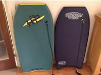 Full size Bodyboards