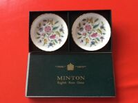 MINTON Butter Dishes
